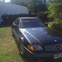 Mercedes Benz Sl300 Techo Elect. Lona/rig 3.0 230hp 6cil Aut