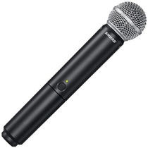Microfone Sem Fio Shure Blx24 Sm58