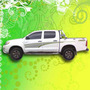 Calcomania Decoracion Toyota Hilux Srv 2005 - 2008