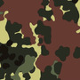 Camuflados - C16 - Camu Verde Militar - Ancho 0,50m