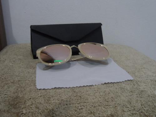 Óculos De Sol Feminino Acetato E Metal Br 904-092 - R  59,90 em Mercado  Livre 3bebfedff6