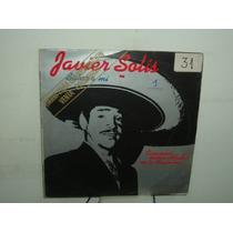 Javier Solis Sabor A Mi Vinilo Argentino Promo