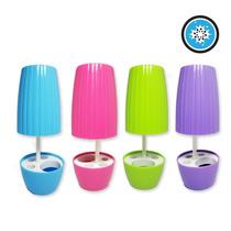 Vaso Desmontable Para Cepillo Dental Higiene Bucal Dientes