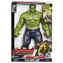 Muñeco Avengers 30cm Hulk Iroman Thor Con Sonido Orig Hasbro