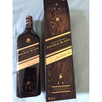 Wisky Jonnie Walker Double Black Original Promocao 6 Por 600