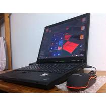 Laptop Lenovo (disco Duro 320gb, Memoria Ram 4gb)