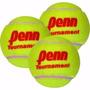 Pelotas De Tenis Penn Tournament Sello Rojo Nueva Enraqueton
