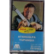 Atahualpa Yupanqui Rca Club Folklore Cassette