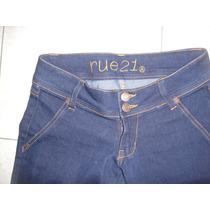 Pantalones De Mezclilla Jeans Para Mujer Rue 21