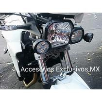 Auxiliares Exploradoras Led Faro Foco U10 Universales Motoci