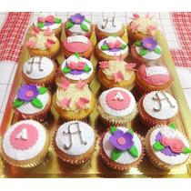 Cupcakes Personalizados - Todos Los Temas & Personajes!