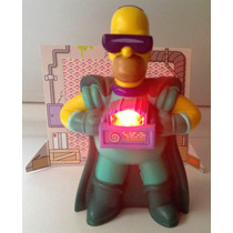 Simpsons Homero Horror Classics Burger King Figura Nueva