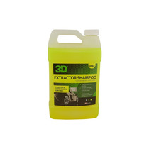 3d Extractor Shampoo // Shampoo Para Maquina Limpia Tapizado