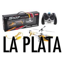 Syma S107g Rc Radio Control Remoto En La Plata Mini Nuevo!