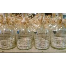 Invitaciones Botellas Cristal Graduaciòn, Cualquier Evento