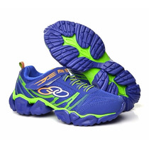 Zapatillas Olympikus Modelo De Niños Running Power