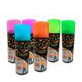 Spray Party Color Fluor Neon Cotillon Fiestaclub