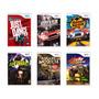 Just Dance Y Otros Juegos Originales Nintendo Wii Y Wii U
