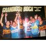 El Gráfico 3565 B-lamina Boca Campeon Copa De Oro/ Sabella