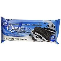 Misión Nutrición Cookies Proteína Bar And Cream 2.12 Onza 12