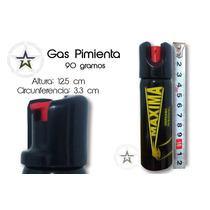 Gas Pimienta Lacrimógeno De Bolsillo Defensa Personal