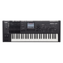 Yamaha Motif Xf6 (negro) Casi Nuevo Oferta