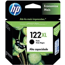 Cartucho Hp Original 122xl Black