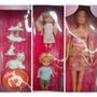 Set Familia! Como Barbie Y Sus Hijos! Y Familia De Perritos!