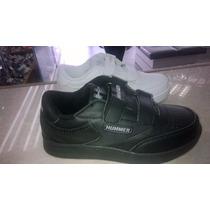 Zapatos Deportivos Escolares Hummer Del 33al40