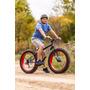 Bicicleta Mongoose Fat Tire Todo Terreno Arena Gt