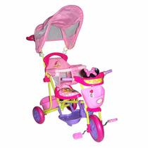 Triciclo Bebitos Disney Minnie Mickey 8001 Punto Bebé