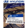 Empacadura Camara Hyundai (getz Accent 1.3 - 1.5 ) Amianto