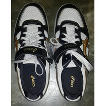 Asics Zapatos Para Lanzamiento De Balas/disco
