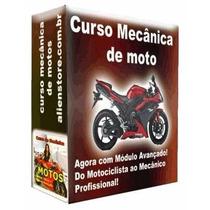 20 Dvds Mecânica De Motos + Brindes