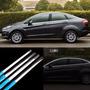 Lamevidrios En Acero Para Ford Fiesta Sedan- 16 Piezas