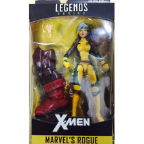Titania Rogue Marvel Legends Series Xmen Juggernaut Nuevo