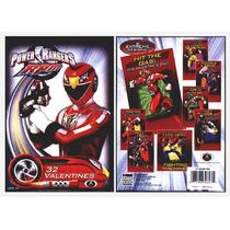 Power Rangers Rpm De San Valentín