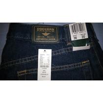 Pantalon Blue Jean Dockers 36-30 Original Comprado En Usa