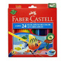 24 Lapices Faber Castell Acuarelables, Oportunidad!!!