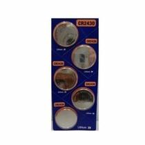 Bateria Lithium 3v Cr2430 Sony (cartela C/ 5 Unidades)