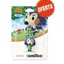 Amiibo Mabel Animal Crossing Nuevo Nintendo Wii U / 3ds