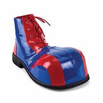 Zapatos Funtasma Clown-05 Payaso Circo Halloween Disfraz