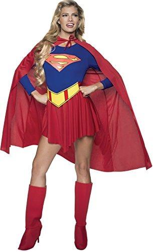 Disfraz De Supergirl De Lujo Para Mujer Dc Comics Rubies -   200.000 ... 1285b8d98781