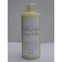 Shock Queratinico Natural Hair X 1000ml (sin Formol)