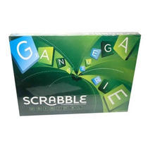 Jueguete Scrabble Original Mattel Games
