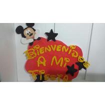 Bienvenido De Mickey Minnie