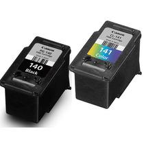 Kit Cartucho P/impressora Multifuncional Pg140 Cl141 Canon