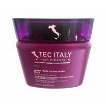Máscara Lumina Forza Colore Preta / Black Tec Italy