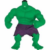 Boneco Hulk Mimo Excelente Presente Meninos Lançamento