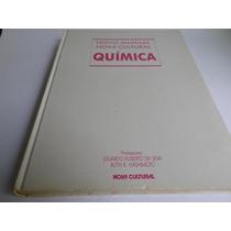 Livro Novo Manual Quimica + Frete Grátis